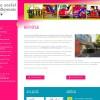 Site web du Centre Social du Roussillonnais