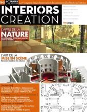 Couverture d'Interiors Creation 5