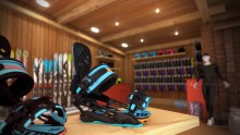 Fixation Snowboard - Magasin