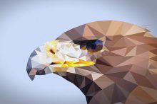 aigle-lowpoly-web