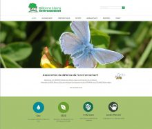 Accueil du site Bièvre Liers Environnement