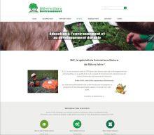 Page du site Bièvre Liers Environnement