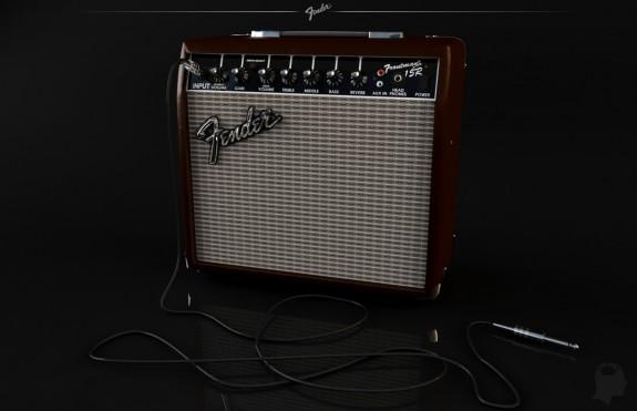 Ampli Fender