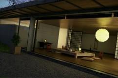 Japanese livingroom