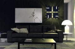 Sofa Jesse Brando (nuit)